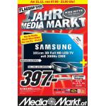 Media Markt Wien Mitte: Angebote vom 21. – 23. November 2013 zum 1. Geburtstag