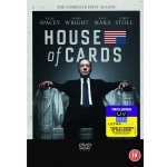 House of Cards – Staffel 1 (DVD) für 17,85 Euro auf amazon.co.uk