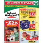 Neue Sortimentsaktionen (z.B.: -25% auf das gesamte Kaffeesortiment bei Spar, Interspar, Eurospar)