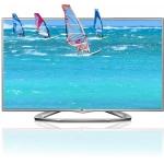 Amazon: LG 32LA6136, 32″ 3D TV inkl. 2 Polarisationsbrillen zum neuen Bestpreis von 302€