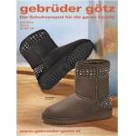 Gebrüder Götz (Schuhversand): 15,- Euro Neukunden Gutschein