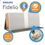 ibood Deal des Tages: Philips Fidelio P9 Bluetooth Lautsprecher inkl. Versand um € 105,90