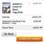 PS4 und XBOX One Spiele inkl. Versand um 39,56€