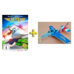 Saturn Tagesdeal: Jets Helden der Lüfte DVD & Flieger um € 10 inkl. Versand