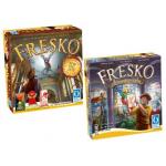 Fresko Bundle Basisspiel mit Erweiterung 4, 5 und 6 inkl. Versand um 29,99 € ab 10:00 im Blitzangebot