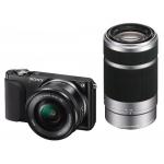 Sony Alpha NEX-3N Systemkamera inkl. SEL-P 1650 und SEL-P 55-210 um 399 Euro inkl. Versand beim Cyber Monday