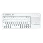 Logitech K400 schnurlos Tastatur in weiß um € 24,- inkl. Versand beim Amazon Cyber Monday