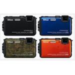 Nikon Coolpix AW110 Outdoor-Digitalkamera (verschiedene Farben) um € 189,- inkl. Versand beim Amazon Cyber Monday