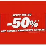 Wien & NÖ, Sport Outlet: bis zu -50% auf bereits reduzierte Ware*