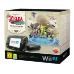 Nintendo Wii U – Konsole, Premium Pack, 32GB, schwarz – The Legend of Zelda – The Wind Waker HD um € 249,- inkl. Versand