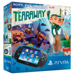 Sony PlayStation Vita (WiFi) inklusive Tearaway um € 139,- inkl. Versand beim Amazon Cyber Monday