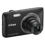 Nikon Coolpix S3500 Digitalkamera verschiedene Farben um € 79,- inkl. Versand beim Amazon Cyber Monday