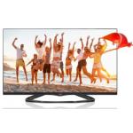 LG 47LA6608 119 cm (47 Zoll) 3D LED-Backlight-Fernseher um € 599,- inkl. Versand beim Amazon Cyber Monday