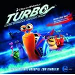 Amazon: Turbo – Kleine Schnecke, großer Traum (Original-Hörspiel zum Kinofilm) € 2,49
