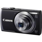 Canon PowerShot A3500 IS in schwarz oder silber um € 79,- inkl. Versand beim Amazon Cyber Monday