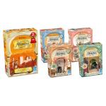 Queen Games – Alhambra Jubiläumsbundle mit 4 Erweiterungen um € 49,99,- inkl. Versand beim Amazon Cyber Monday