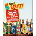 Merkur: -25% auf Bier und Biertender Geräte für FoM am 29. und 30.11