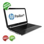 DiTech Flyer / HP Pavilion 15-n089SG 15,6″ Notebook inkl. Versand um 399€