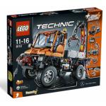 Black Friday Aktion bei BrickStore.at: nur am 29.11. LEGO Technic Unimog um 149,90 statt 174€