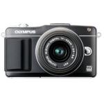 Olympus PEN E-PM2 Systemkamera um € 329,- inkl. Versand beim Amazon Cyber Monday