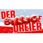 Redcoon: der billige Dreier – alle 3 Stunden 3 neue Angebote vom Black Friday bis zum Cyber Monday