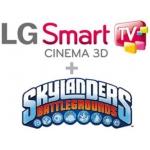 Amazon: Skylander Battlegrounds Starter Paket gratis zu ausgewählten LG TVs
