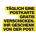 Post.at: bis 6. Jänner 2014 täglich eine kostenlose Postkarte versenden