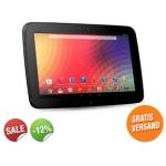 Google Nexus 10 WiFi Tablet mit 32GB inkl. Versand um 333€ bei DiTech