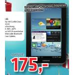 Samsung Galaxy Tab 2 7.0 P3100 8GB WiFi + 3G um 175€ bei Haas