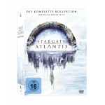 Amazon: Stargate: Atlantis – Die komplette Kollektion (26 DVDs) um € 47,45