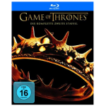 Game of Thrones – Die komplette zweite Staffel [Blu-ray] inkl. Versand um 22,97€