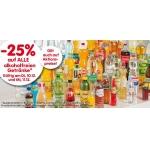 Interspar: -25 % auf alle alkoholfreien Getränke am 10. u. 11.12.2013