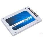 Crucial CT480M500SSD1 interne SSD 480GB inkl. Versand um 222€ bei Amazon.de