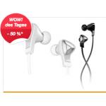 WOW des Tages: Monster DNA InEar-Kopfhörer für 49,95€ statt 85,78€