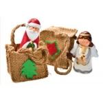 Weltbild: Gratis Engel oder Weihnachtsmann in den Filialen