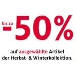 C&A: -50% auf ausgewählte Teile der Herbst- und Winterkollektion – versandkostenfrei