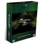 Breaking Bad Blu-ray Komplettbox (Season 1-6) ink. Versand um ca. 62€