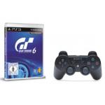 Gran Turismo 6 (PS3) + Dualshock 3 Controller inkl. Versand um 69€