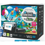 Nintendo WiiU Premium Bundle + New Super Mario Bros. U + New Super Luigi U um 262,80€ bei Metro