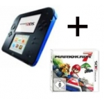 Nintendo 2DS + Mario Kart 7 um 109€ inkl. kostenlosem Versand bei Amazon