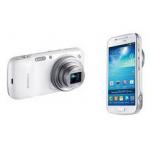 Saturn Adventkalender: Türchen Nr. 19: Samsung Galaxy S4 Zoom in weiß um nur € 203,99 inkl. Versand