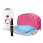 Braun Silk-épil 5 5185 Young Beauty Epilierer (mit Komfortsystem) + Max Factor Mascara inkl. Versand um 29,99€