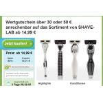30€ Shave-Lab Gutschein für 14,99 € bei Groupon