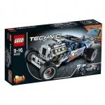 Amazon Blitzangebote: Lego-, Duplo- u. Playmobil-Sets (zB LEGO-Technic – Hot Rod um 20,99 € statt 30 €)