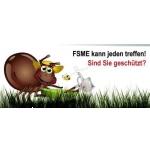 FSME-Impfaktion (Zeckenschutzimpfung) bis 31.08.2019