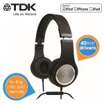 TDK STi710 On-Ear-Kopfhörer mit Apple iPhone Control inkl. Versand um 45,90€