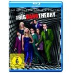 Amazon Blitzangebote: Blu-Rays und DVDs – zB The Big Bang Theory – Staffel 6 [Blu-ray] um 31,97 € statt 44,99 €