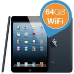 Apple iPad Mini Wi-Fi 64GB in schwarz für 335,90€ inkl. Versand bei iBOOD