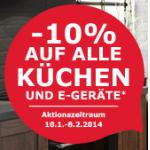 IKEA Family Angebote – z.B.: -10% auf Küchen und E-Geräte oder BESTA Wandregal um 99,99€ statt 159€
