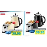 Trisa Wasserkocher und Toaster im Set bei Möbelix für nur 39,90€ (versandkostenfrei)